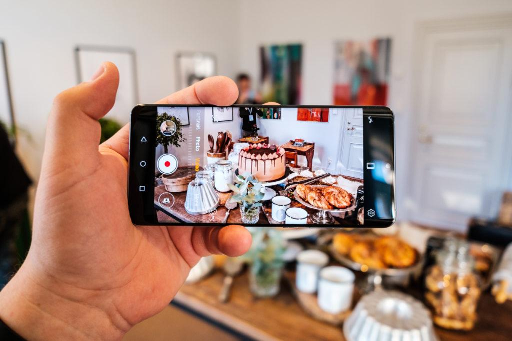 Jak se fotí s Huawei P30 Pro