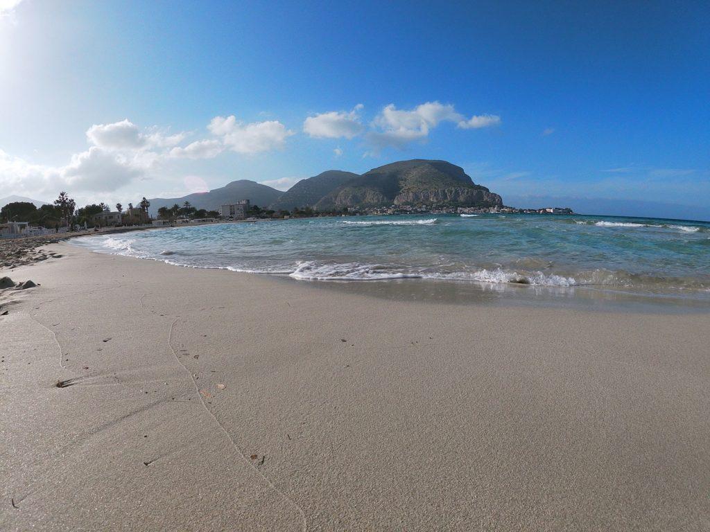 Pláž Mondello