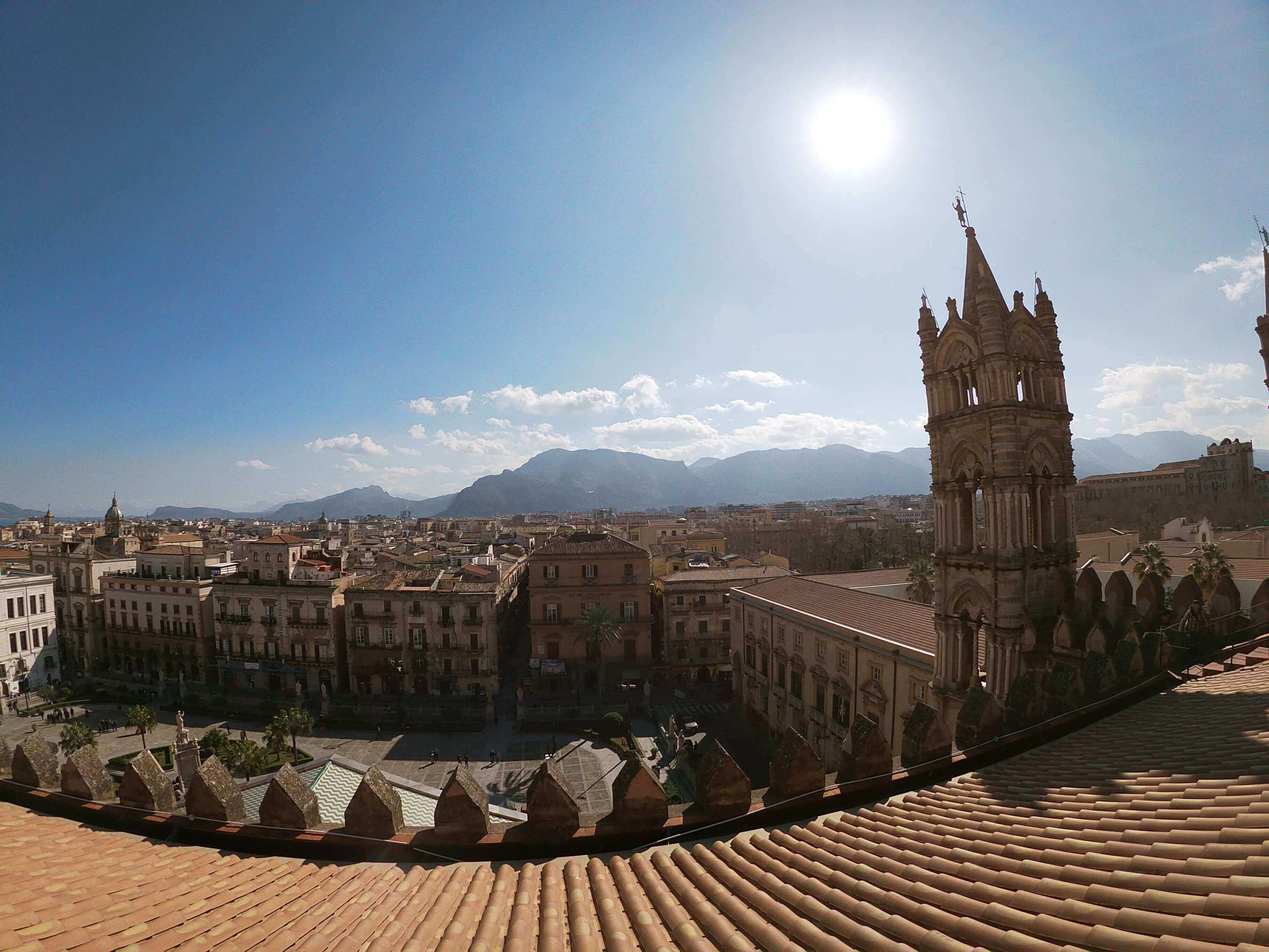 Palermo jako na dlani