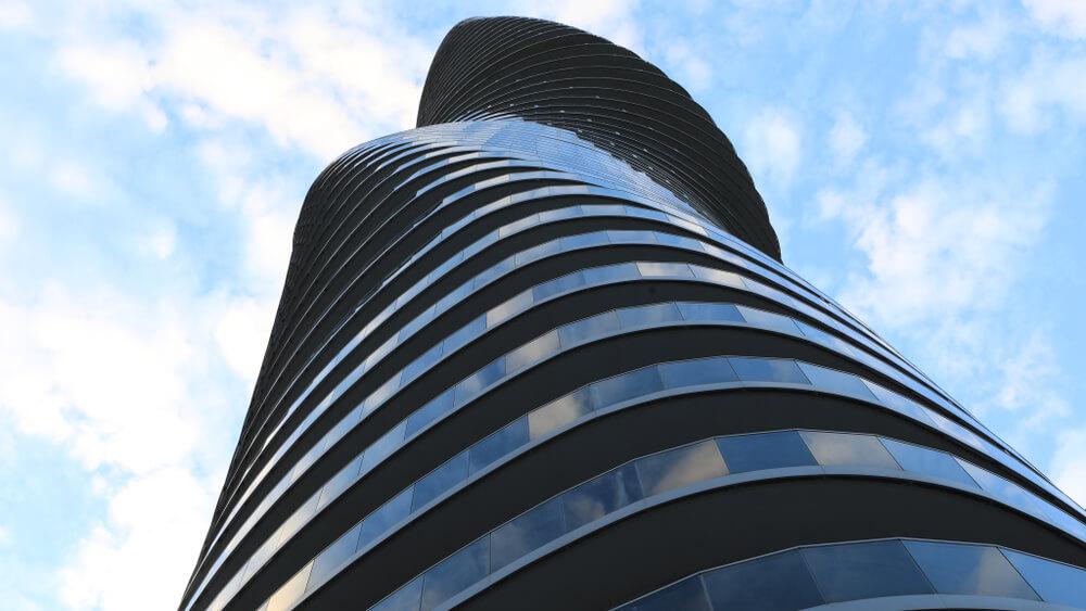 Torzní tvar věží