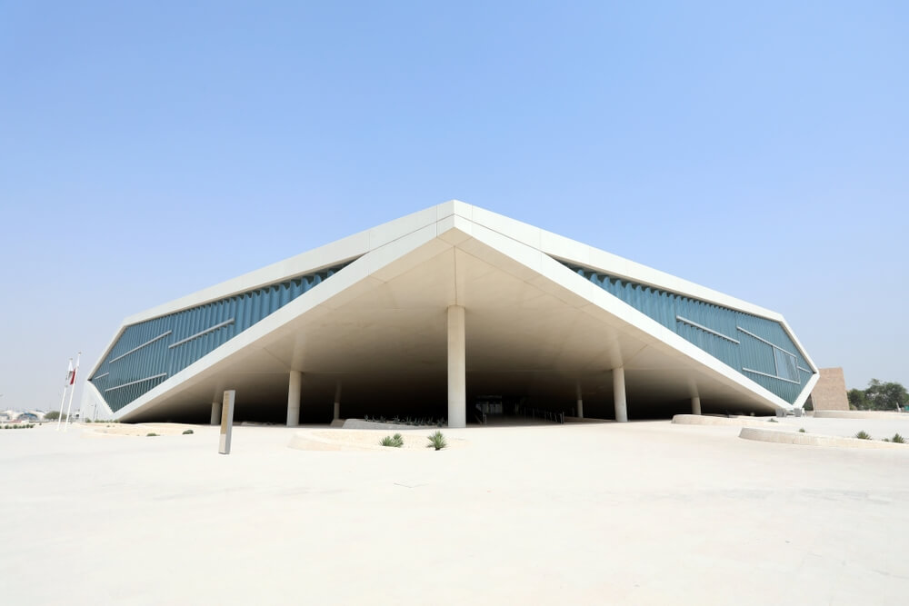 Knihovna v Kataru