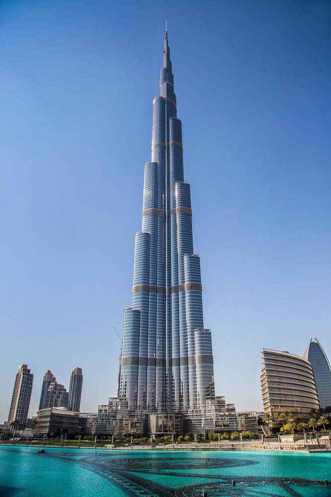 Mrakodrap v Dubai