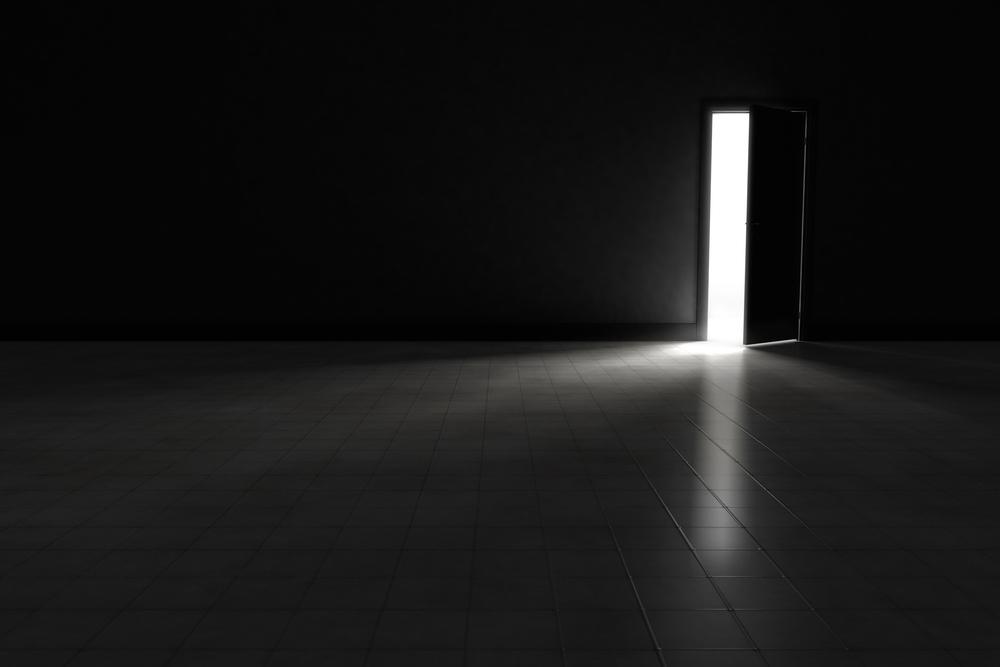 Pokoj ve tmě