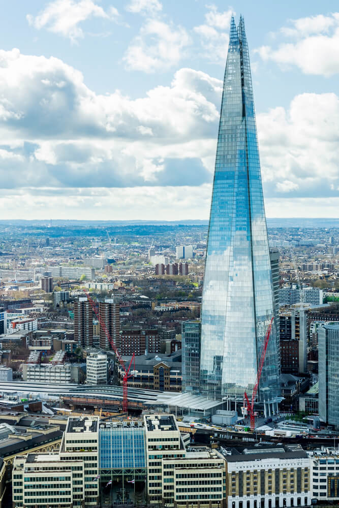 Londýnský mrakodrap