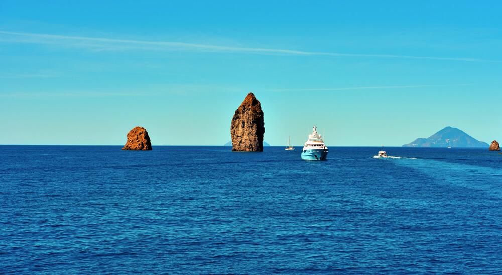 Trajekt na Liparské ostrovy