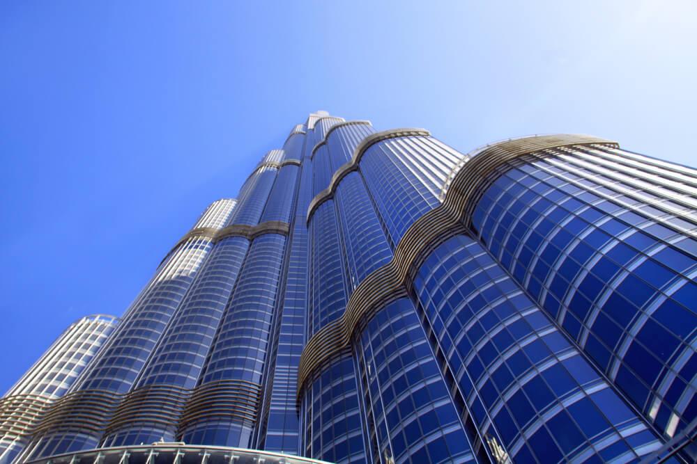 Nejvyšší mrakodrap světa