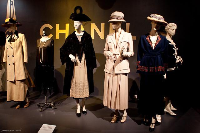 Módní kousky Coco Chanel
