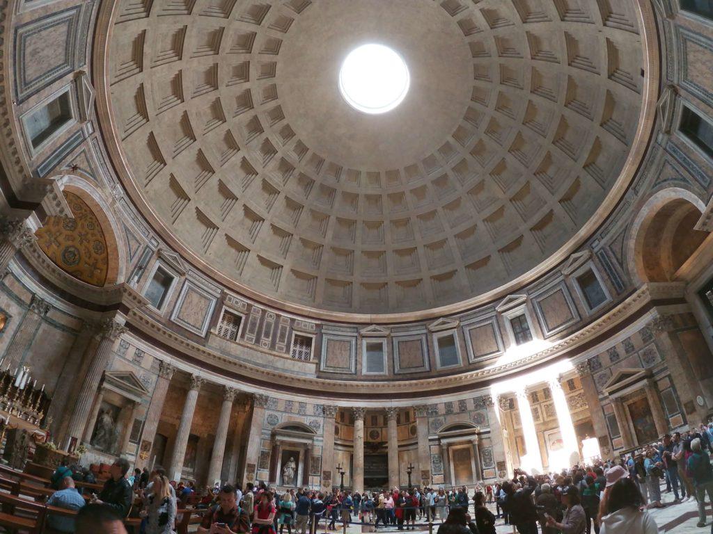 Pantheon kupole