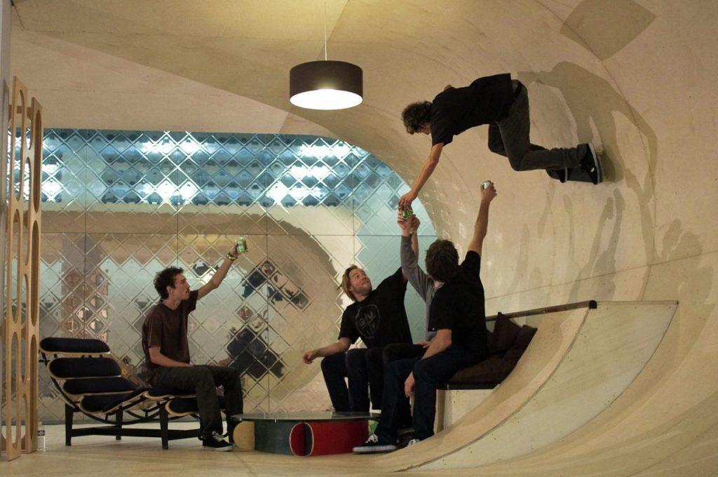 Rampy na skateboard v každém pokoji