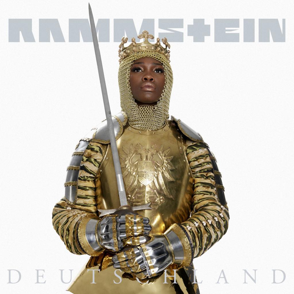 Rammstein nové album Deutschland