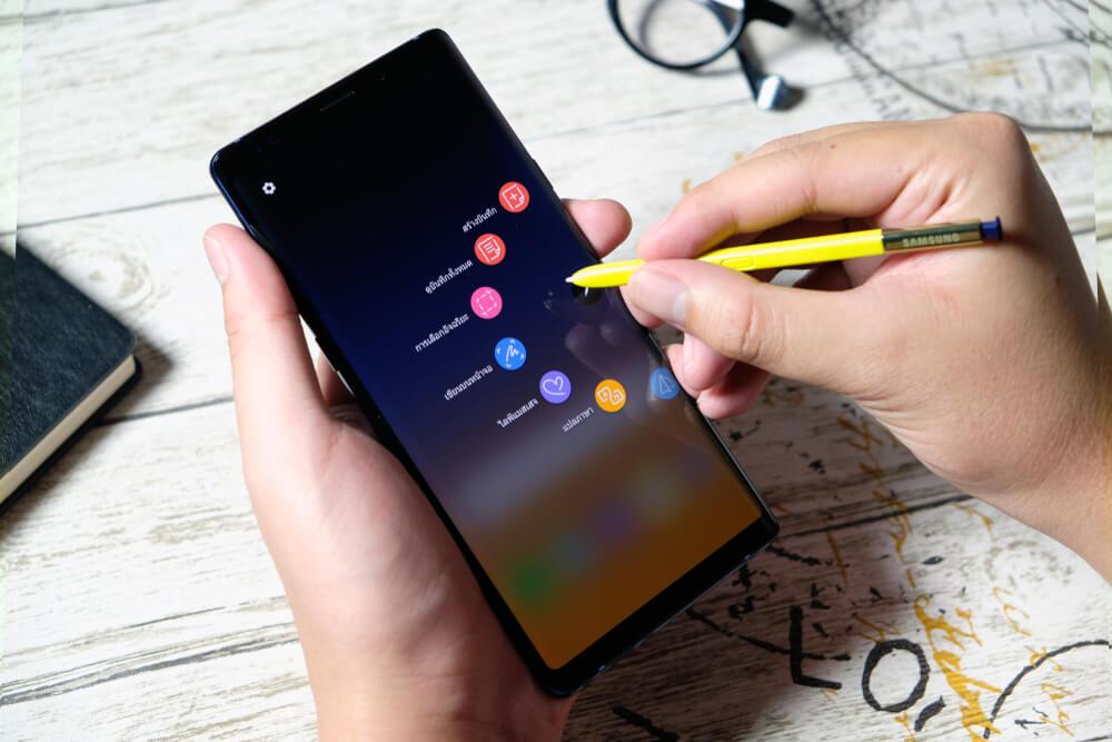 Pero Samsung Galaxy Note 10