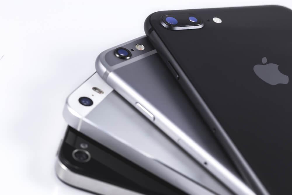 Vývoj iPhonů