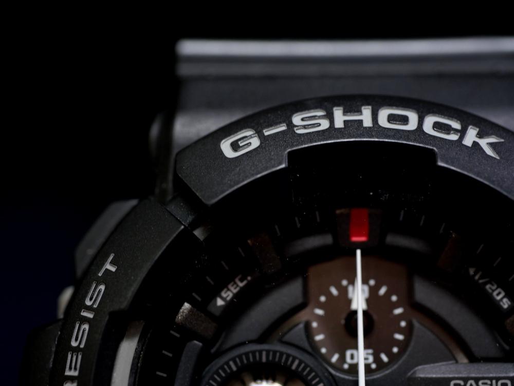 Luxusní digitální hodinky G-Shock 2