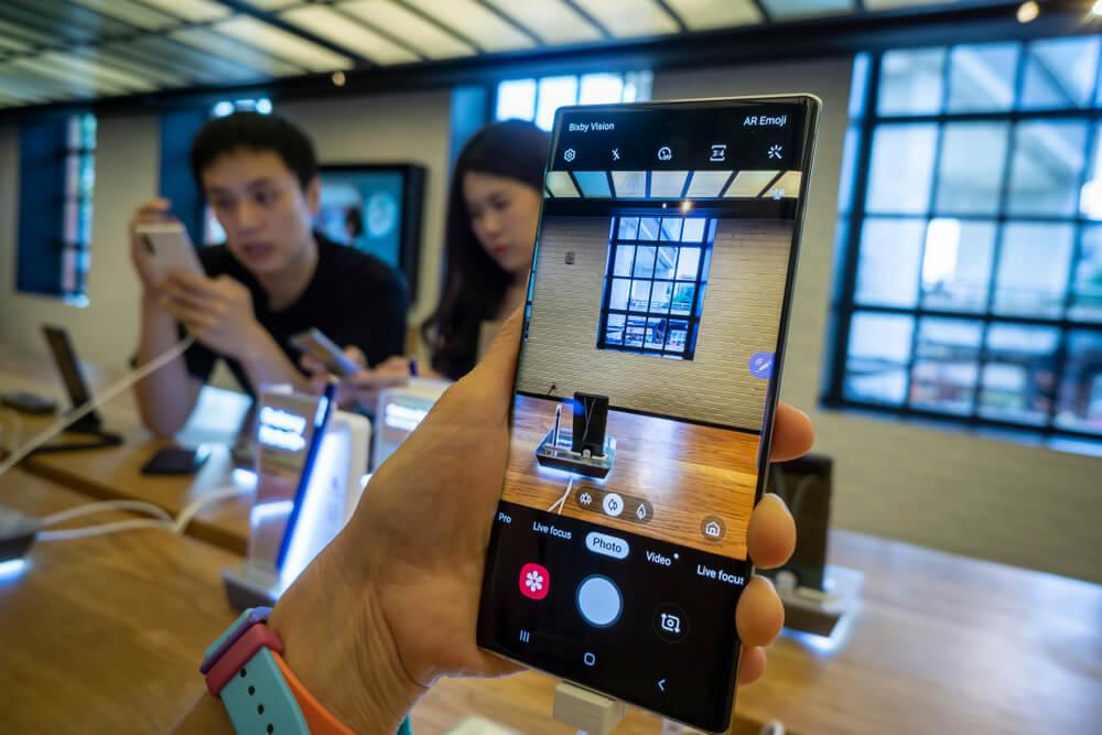 Jak fotí Samsung Galaxy Note 10?