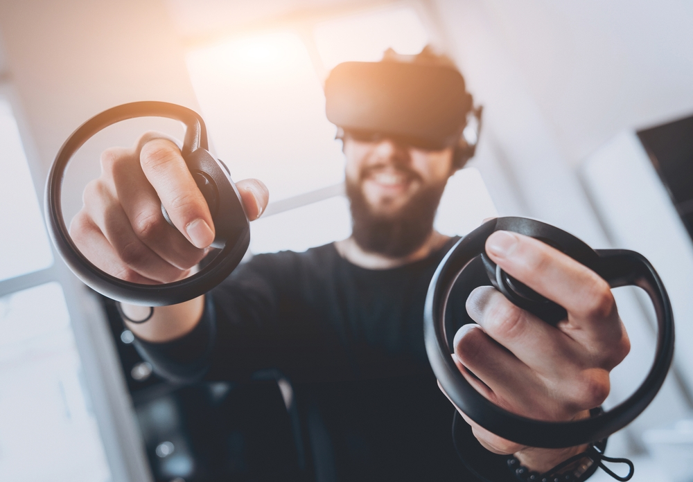 Vyzkoušejte virtuální realitu