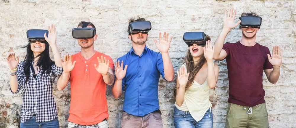 Virtuální realita - vyzkoušejte