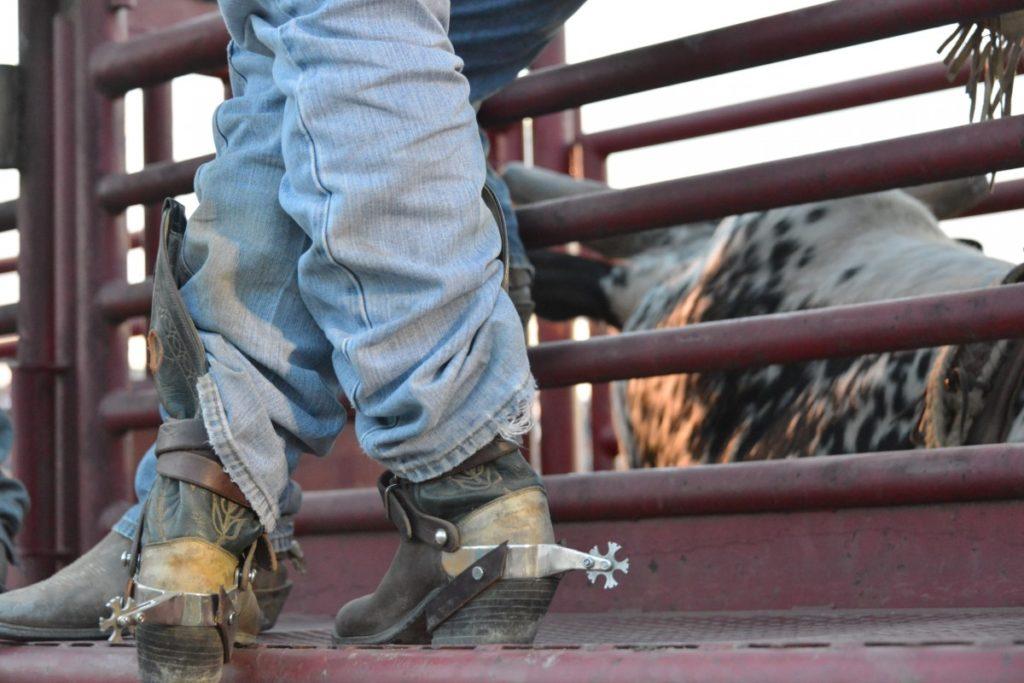 džíny typu texas