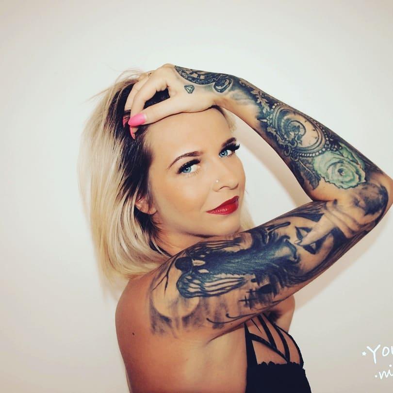 Pokérovaná holka - Veronika 1
