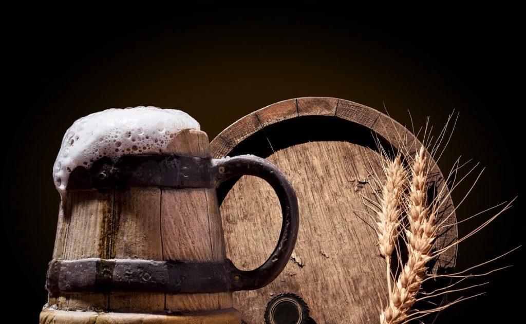 Pivní sud