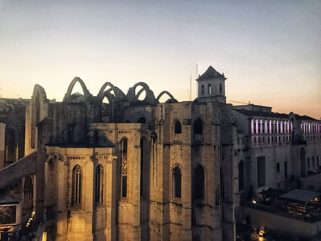 Klášter Convento do Carmo
