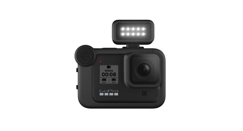 Blesk pro GoPro 8