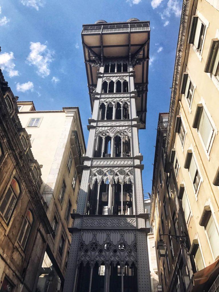 Výtah Santa Justa