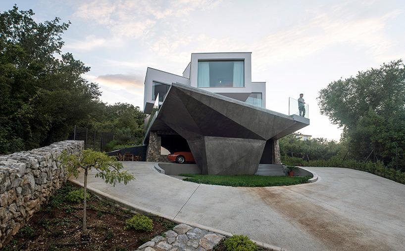 Domov na míru od Turato Architects