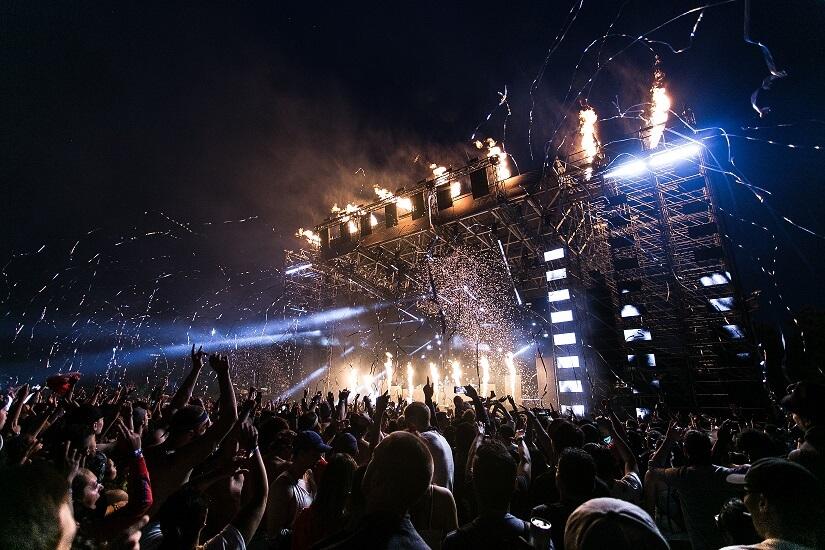 Festivalová stage
