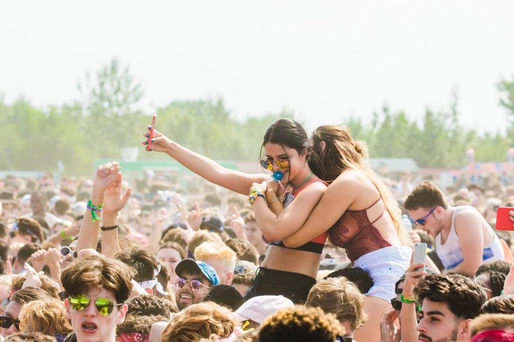 Festivalová párty