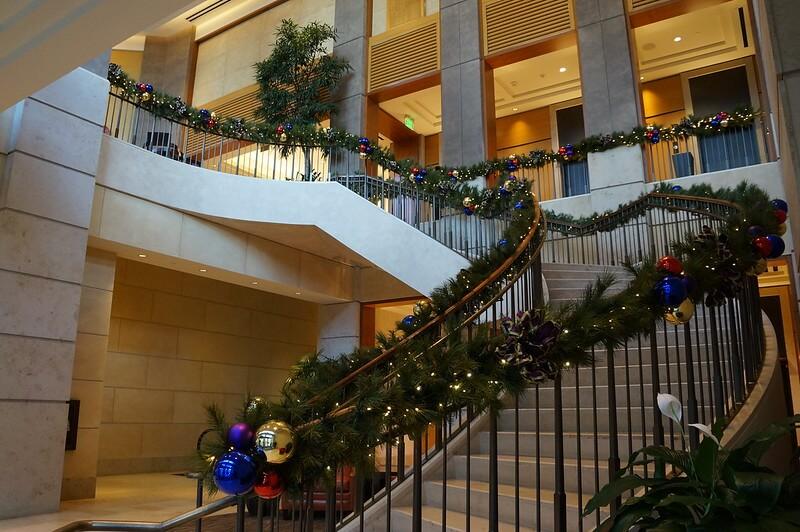 Jak vyzdobit schodiště na Vánoce