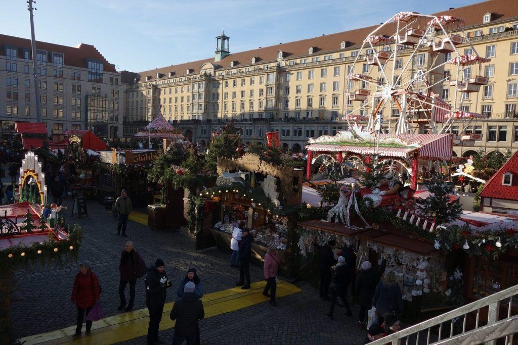 Vánoce v Drážďanech