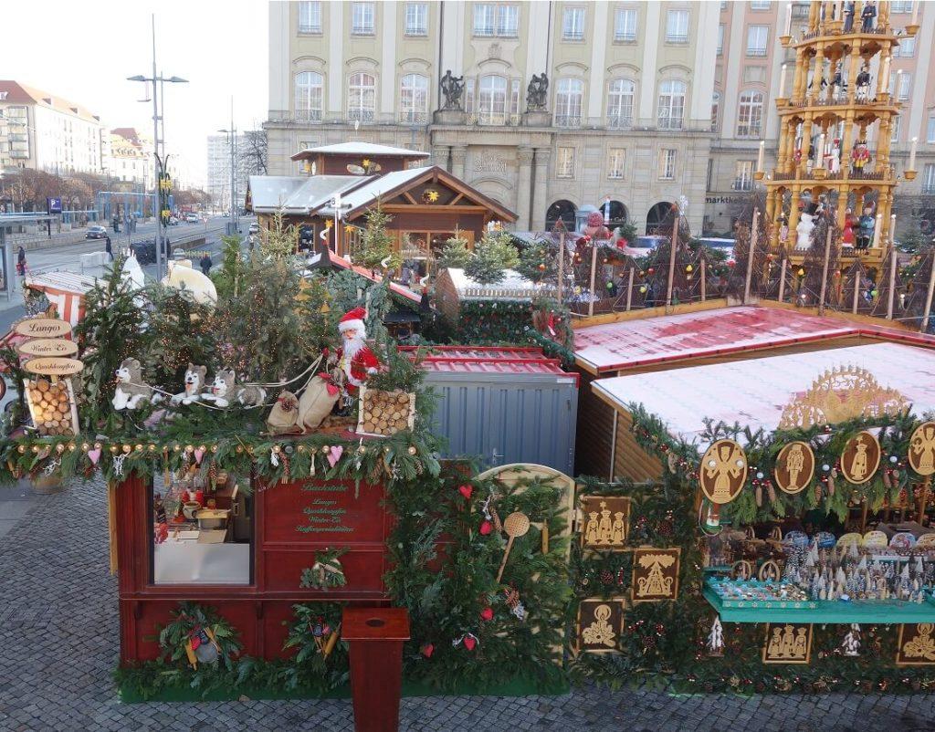 Drážďanské Vánoční trhy