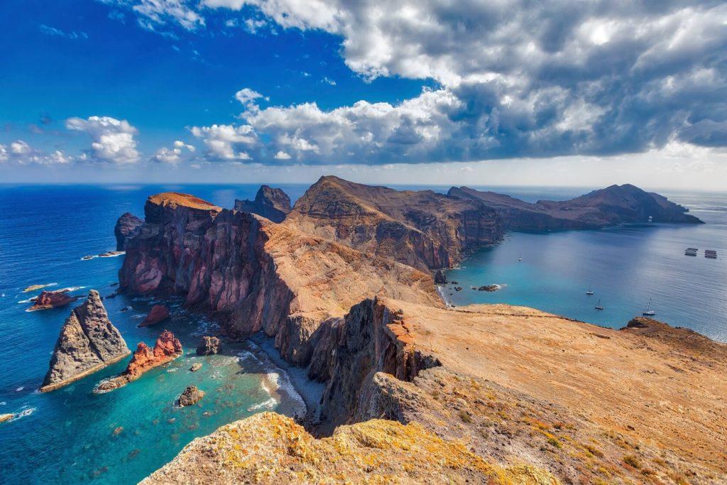 Madeira má připravené krásné hory