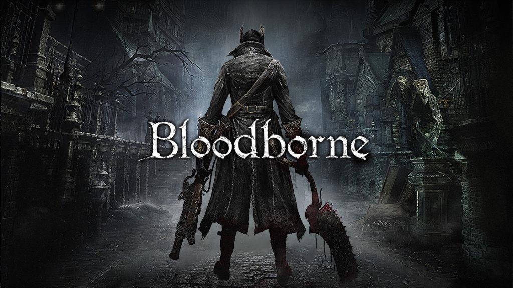 Legendární Bloodborne