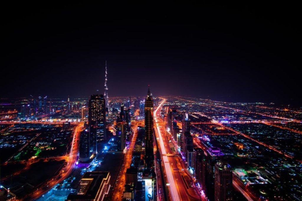 Užijte si luxus v Dubaji