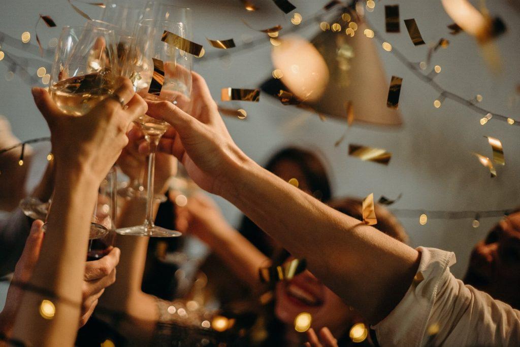 Silvestrovská párty