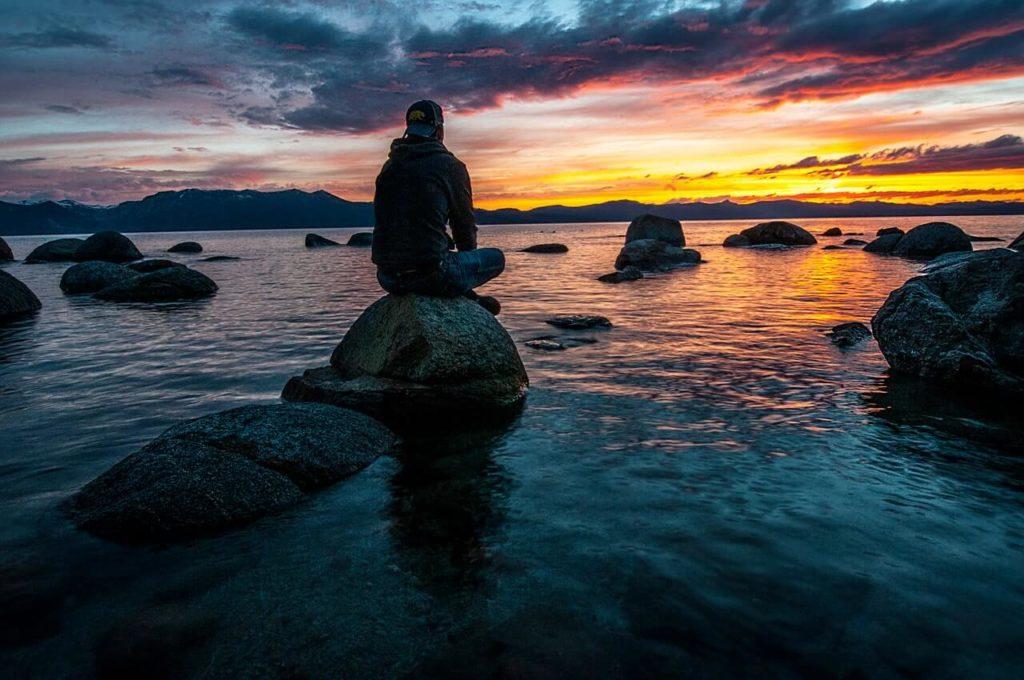 Mindfulness je meditační technika