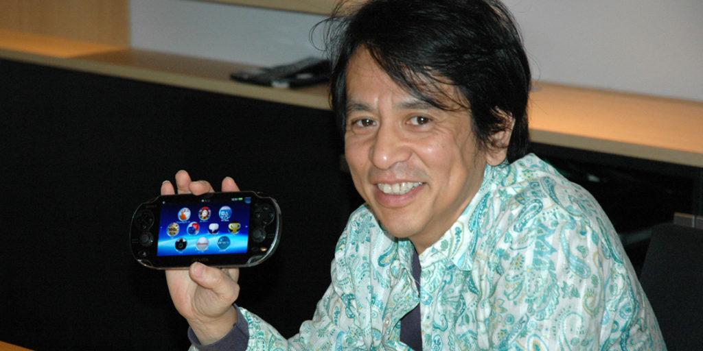 Takashi Sogabe návrhář konzole