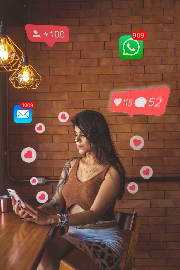 Komunitní sociální síť umožňovala navazování přátelství