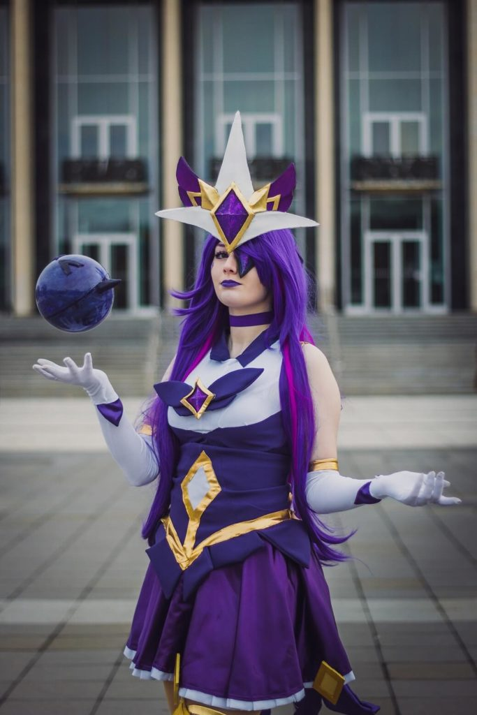 Star Guardian Syndra z League of Legends