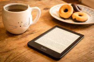 E-knihy bývají levnější než tištěné knihy