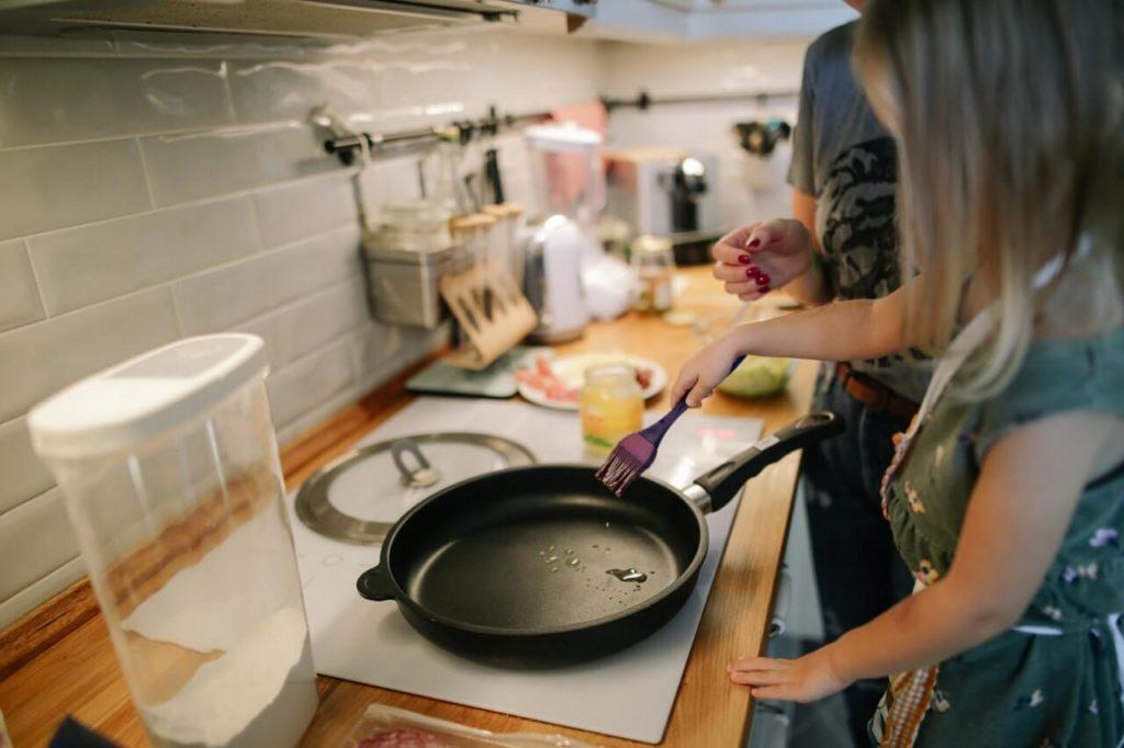 naučte se v karanténě vařit