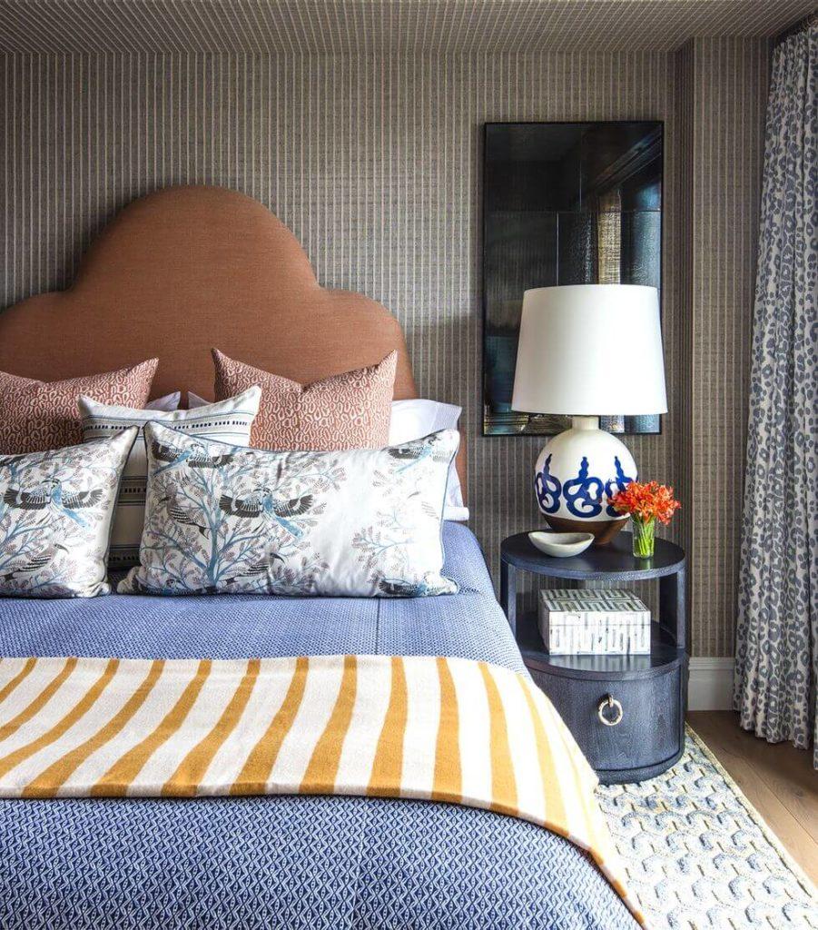 Příjemná ložnice pro hosty