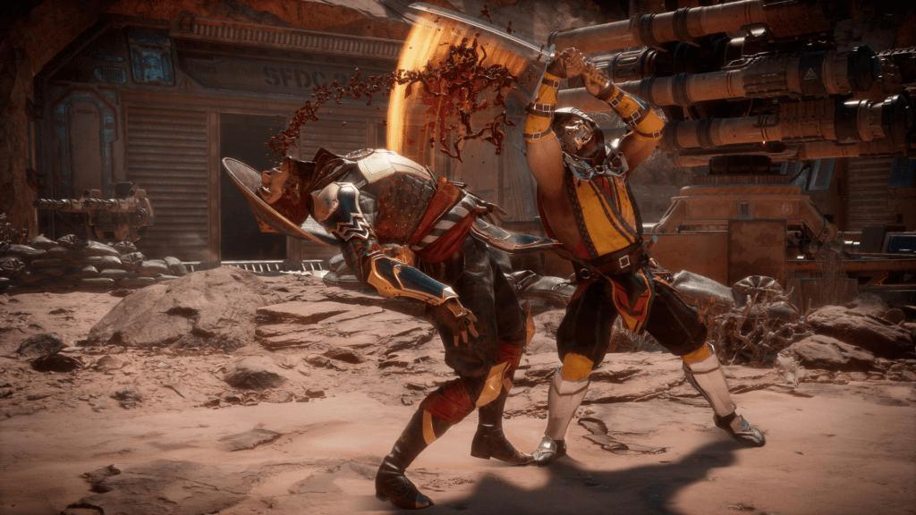 Hry pro dva hráče na PS4 - Mortal Kombat 11