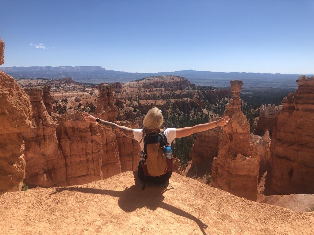 Grand Canyon před námi