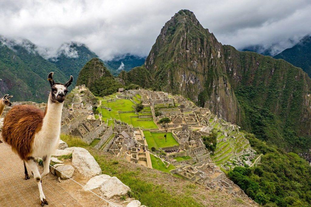Město Machu Picchu je opředeno řadou tajemství a dohad