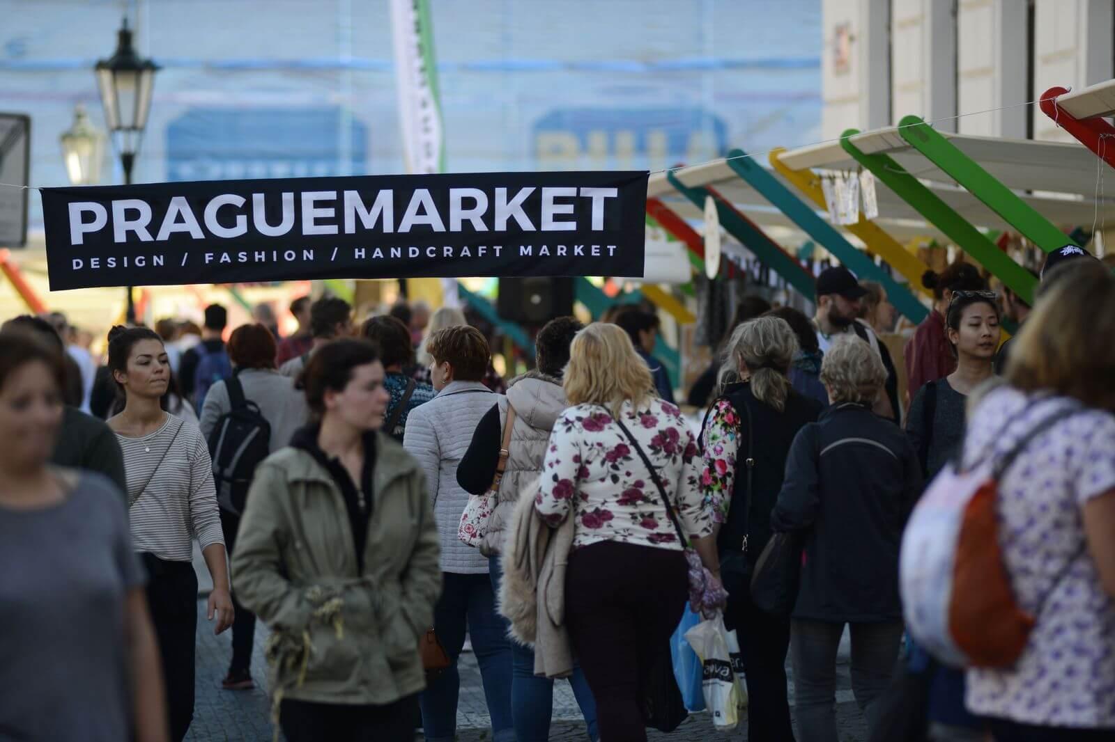 Flexinit na trzích Praguemarket