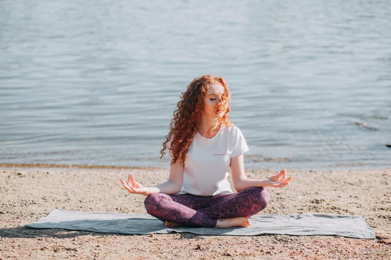Začněte s jógou