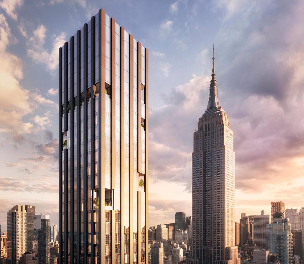 nejluxusnější penthouse new york