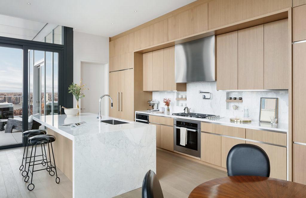 luxusní rezidence penthouse 54
